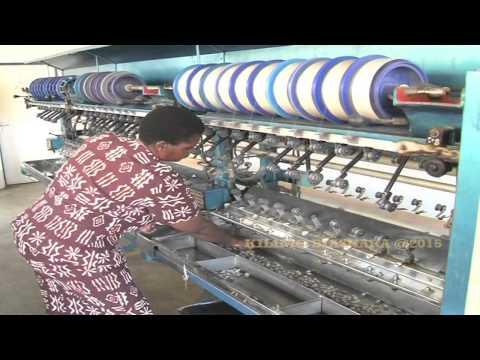 Silk Production in Kenya