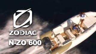 Zodiac N-Zo 600 (2012) | Rigid Inflatable Boats (RIB)
