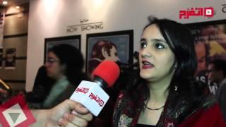 نادية تتحدث عن فيلم جاى الزمان والشاعر الراحل محمد حمزة (اتفرج)