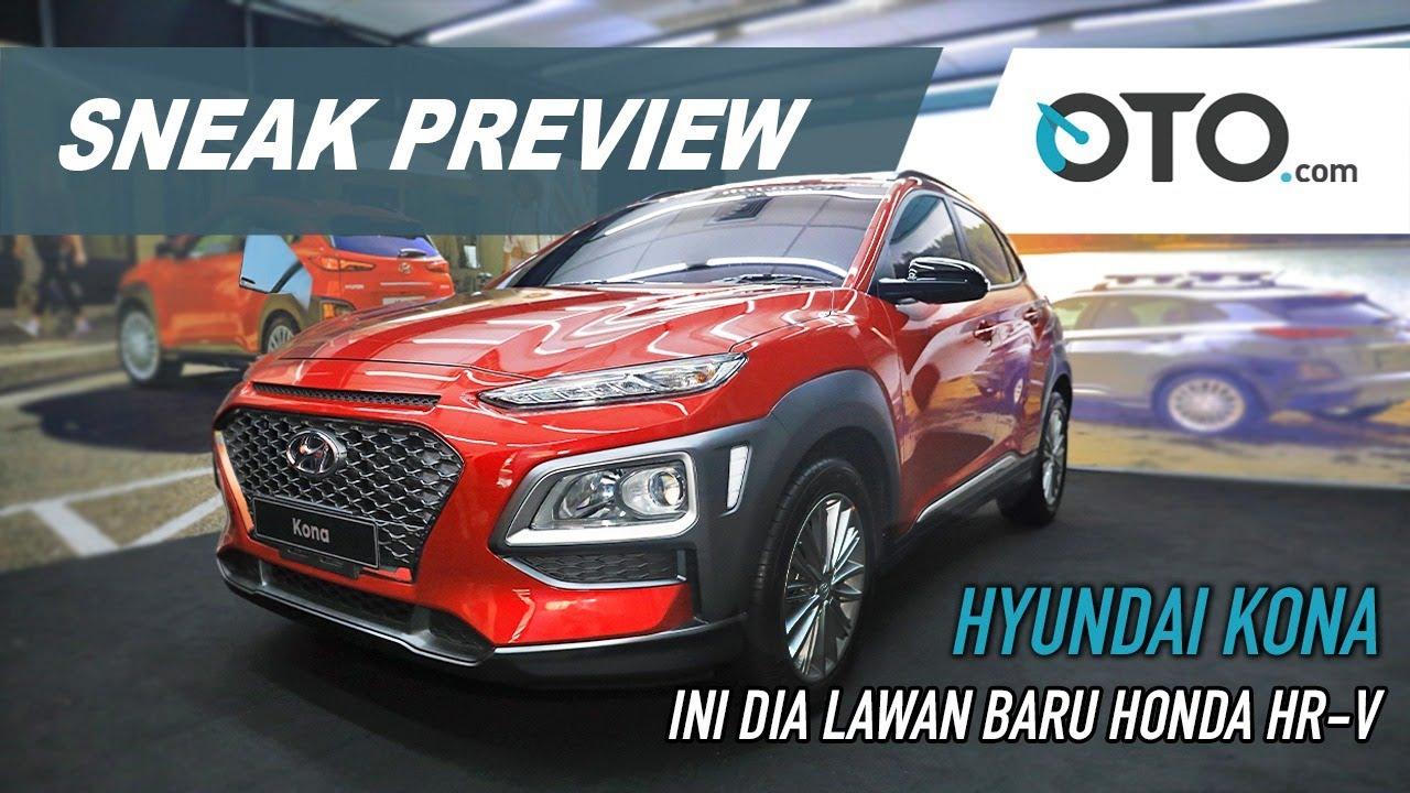 Hyundai Kona | Sneak Preview | Siap Lawan Honda HR-V | IIMS 2019 | OTO com