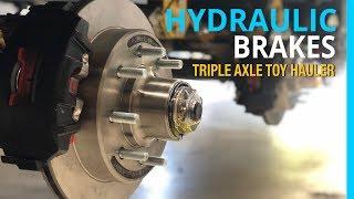 hydraulic-disc-brake-install-on-our-grand-design-momentum-rv