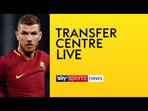 LIVE! Transfer Centre Deadline Day | Latest on Moura, Mahrez, Slimani, Ayew & more!