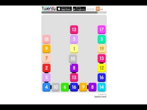 TWENTY game simple strategy ! (20 X 10 times)