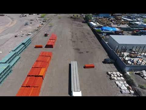 Culver Equipment yard