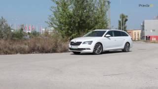 Test: Škoda Superb 2,0 TSI Combi