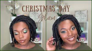 Christmas 2020 | Glam Makeup | Naomi Onlae