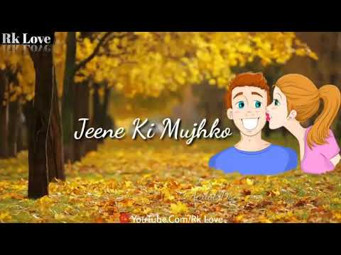 KHALI KHALI DIL || LOVE SONG || TERA INTEZAR || WHATSAPP LYRICS STATUS VIDEO || ARMAAN MALIK