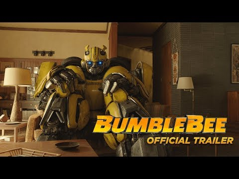 Bumblebee | Official Trailer | Paramount Pictures Australia
