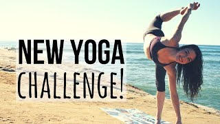 SPRING INTO YOGA - Join The Challenge!
