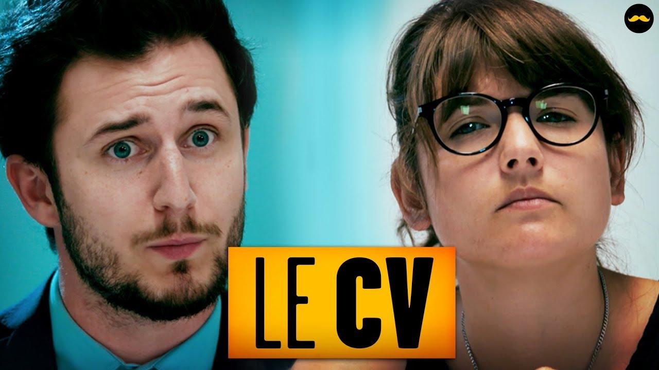 LE CV (Yacetom)