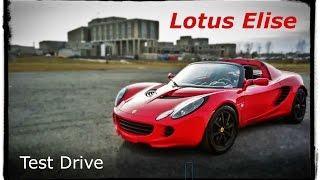 Lotus Elise test drive : What a car :) GoPro Hero 4 black
