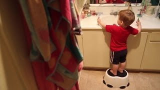 Review Of Bumbo Booster Seat And Step Stool
