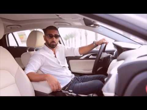 INFINITI Trailblazer - Hisham Al Maskari
