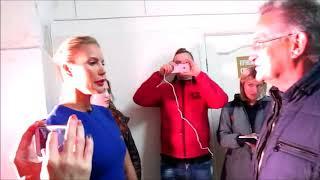 Телеведущая Елена Летучая проинспектировала воронежскую больницу №2