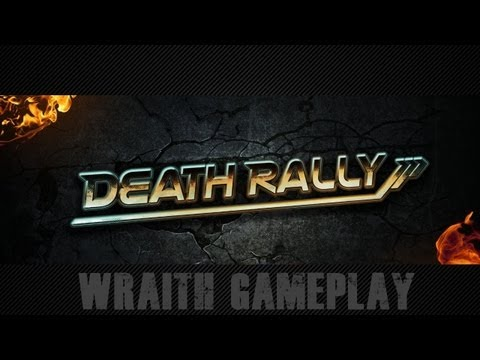 Death Rally | Wraith HD Gameplay |