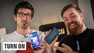 HTC U12+ im Hands-On: Ist das Smartphone ohne Buttons die Zukunft?