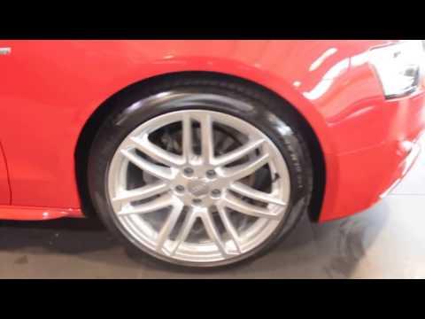 USED AUDI A5 2.0 TDI S LINE 3d 187 BHP