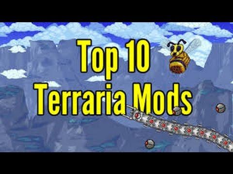Terraria mods top 10