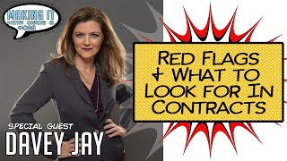 Music Contracts - Red Flags to Watch Out For with Entertainment Attorney Davey Jay