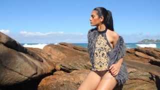 Winter Beach ( Full HD ) - Modelo Bárbara Mozzer - Editorial de Moda - Felipe Perro - Gustavo Paixão