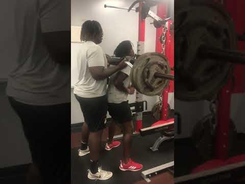 Promaxima Fitness Equipment Squat Bar