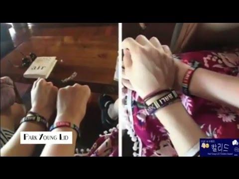 172504 Park Hyung Sik ❤ Park Bo Young Seems To Be HAPPY ~ HOLDING HANDS?! ~ Ayodya Resort Bali