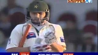 shahid afridi 156 off 78 balls 9 sixes 13 fours in test match vs india 2005