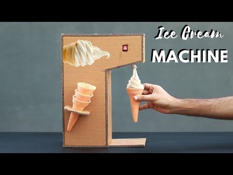How To Make Ice Cream Machine At Home