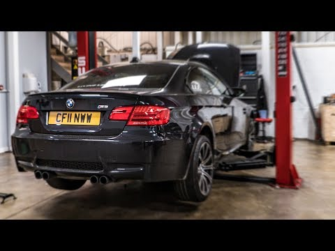 SERVICING MY BMW M3