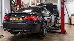 SERVICING MY BMW M3