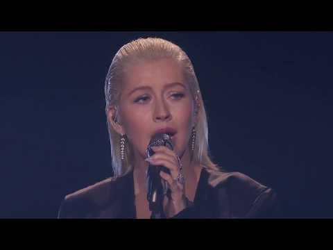 Christina Aguilera - I Will Always Love You (Video Live)