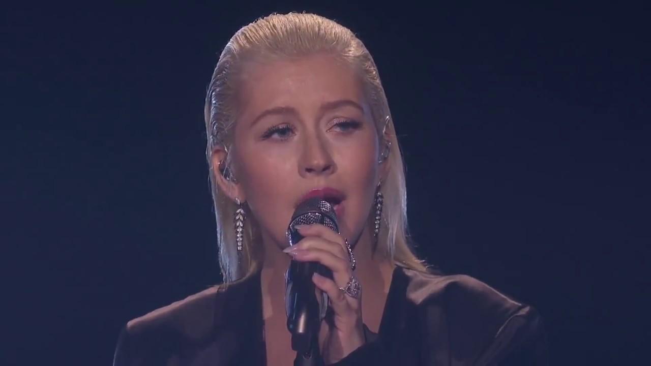 Christina Aguilera - I Will Always Love You (Video Live)