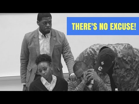 THERE'S NO EXCUSE FOR RAPE | presented by Phi Beta Sigma (Psi Chapter)