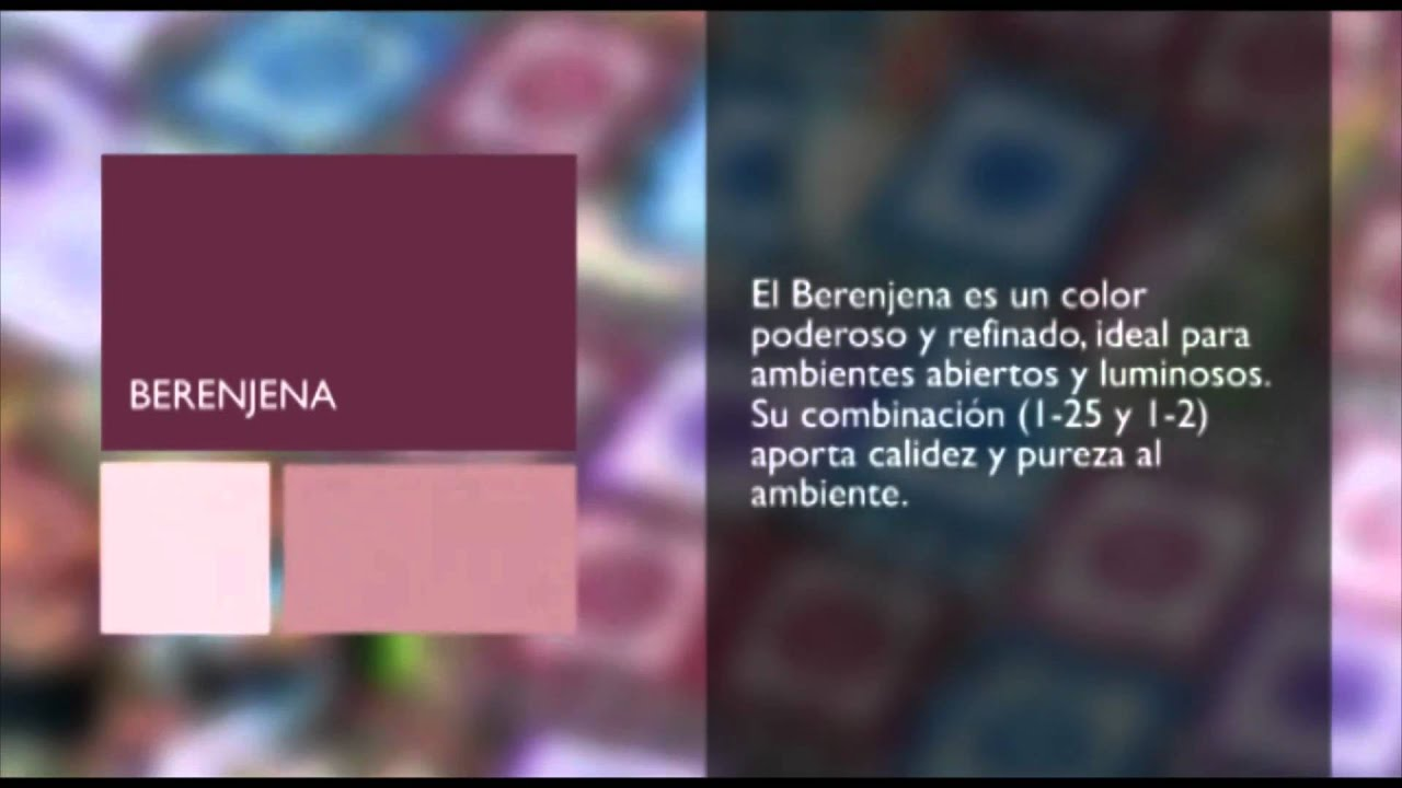 colores del mundo 2011 berenjena youtube