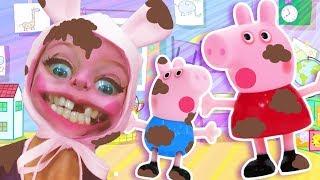 Silly Peppa Pig | Silly Street | WigglePop