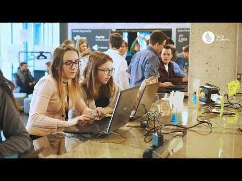 Digital Luxembourg @Lux Tech School - Game Event 2017
