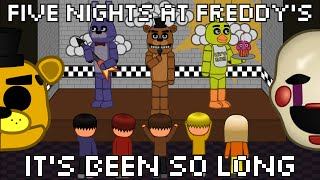 It s Been So Long FNaF2 animated ENG ESP POR lyrics