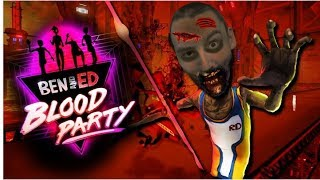 WYŚCIGI ZOMBIE | BEN AND ED - BLOOD PARTY #1