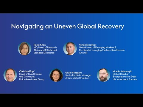 GCC 2021 Panel 10: Navigating an uneven global recovery