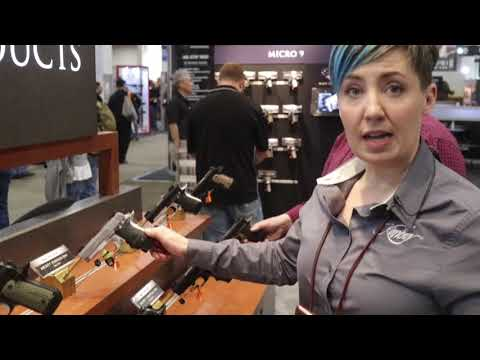 Kimber New Lineup for 2018 at SHOT Show