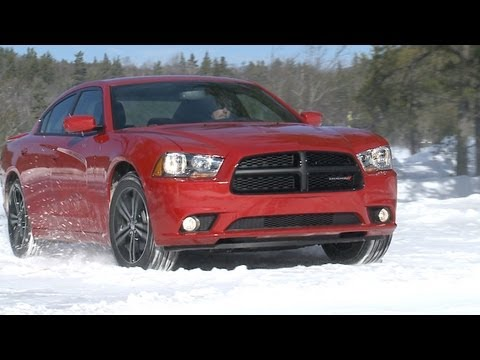 Dodge Charger AWD - WINTER TEST