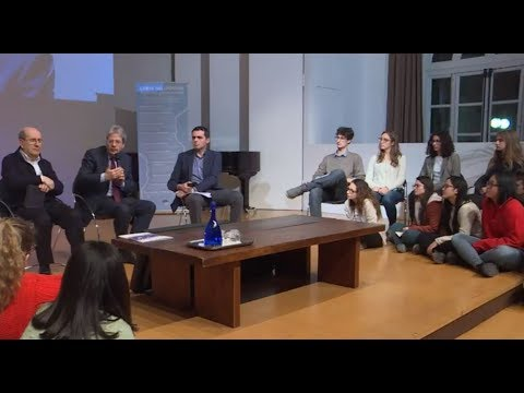 Paolo Gentiloni in dialogo con i giovani del Sermig - 12 gennaio 2018