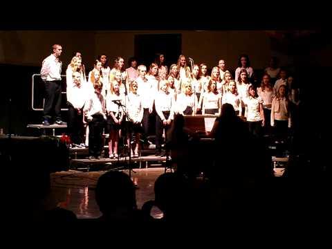 12 19 12 Choir   6 Mistletoe