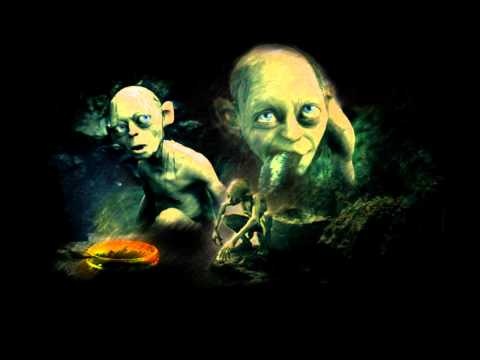 The Lord of the Rings - Gollum's song_instrumental