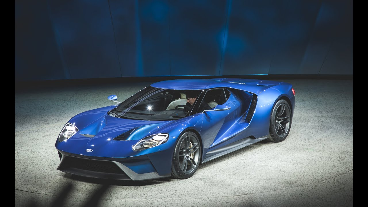 Review Car 2017 Ford GT Specs, Price, Photos and Rating - YouTube