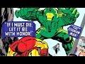 Supervillain Origins: Titanium Man
