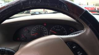 2000 Ford Expedition 5.4 noise diagnosis.