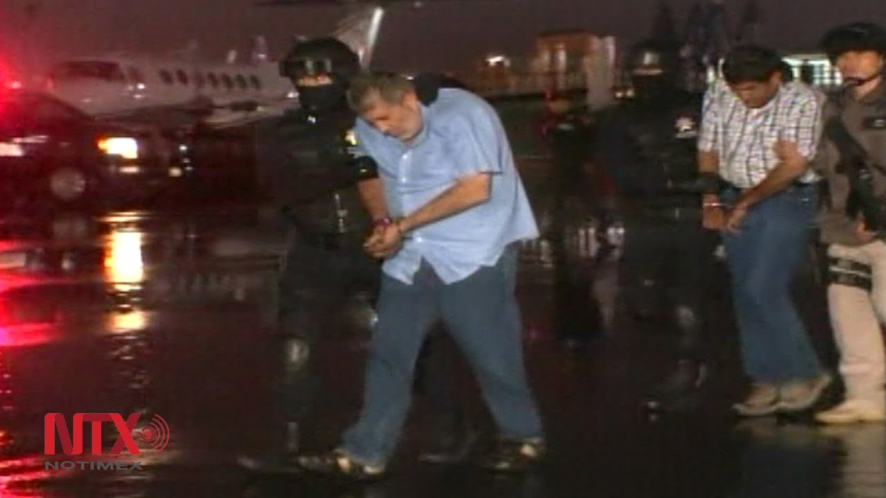 Detienen y presentan a Vicente Carrillo Fuentes alias