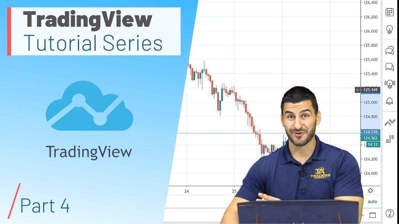 TradingView Tutorial Series Part 4 - Creating a Watch list, Fundamental  Calendar, and Chat Box