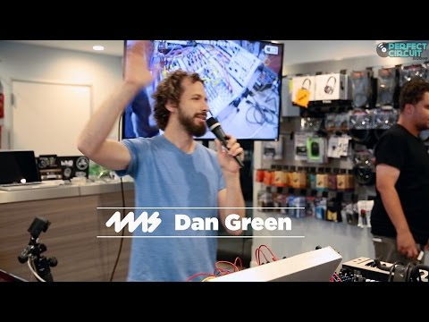4MS In-Store Presentation & Performance at Perfect Circuit Audio